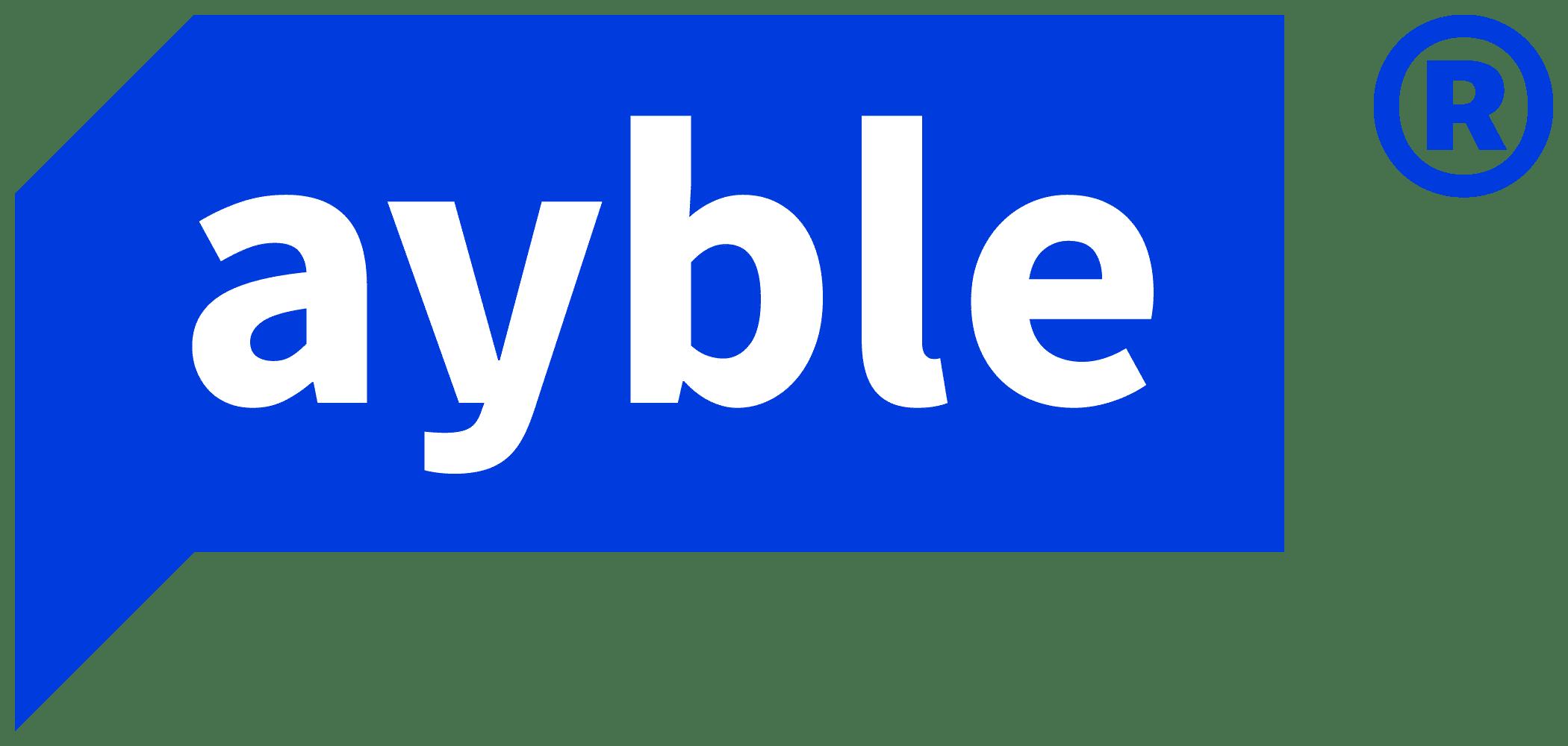 ayble - Logo - Link zur Startseite